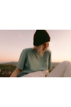 Koszulka damska COLOUR TEE niebieska
